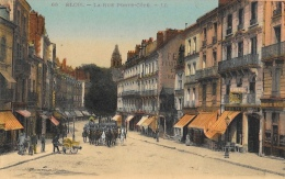 Blois - La Rue Porte-Côté - Carte LL, Non Circulée - Blois