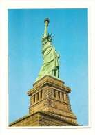 Cp, Etas-Unis, New-York, Statue Of Liberty - Statue De La Liberté
