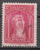 Peru   Scott No. RA28     Used   Year  1937 - Peru