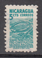 Nicaragua     Scott No.   RA60     Used    Year  1949 - Nicaragua