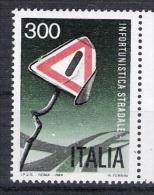 Tim 052 Italie Italy Italia Infortunistica Stradale Accident 1984 Signalisation - Sin Clasificación