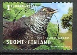 Finlande Coucou Yvert 1595 Oblitéré Image Non Contractuelle Cote 1,00 - Ohne Zuordnung