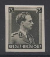 Belgique - YT N° 480 Non Dentelé - Neuf * - MH - Nuovi