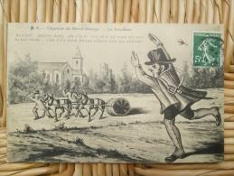 DEPT 58 - Légendes De Saint Saulge -  LE ROULEAU - **** - - Francia