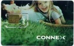 = ROMANIA - CONNEX SIM CARDS - CnxS 16  = 60 - Romania