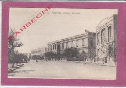 DJIBOUTI .-  Boulevard Gambetta - Dschibuti