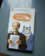 OH  TOI LE  BELGE   TA GUEULE ! PHILIPPE  GELUCK   2006 - Belgian Authors
