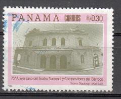Panama    Scott No.   722   Used    Year  1987 - Panama