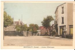 Montsalvy - Frankrijk