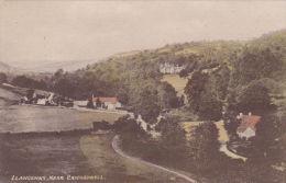 LLANGENNY NEAR CRICKHOWELL - Breconshire