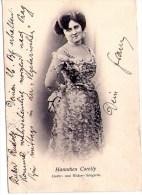 Personnalité : Hannchen Corelly (1907) - Cartes Postales