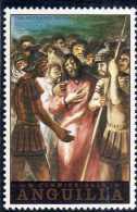 ANGUILLA 1973 EASTER CHRIST PASQUA CRISTO  MNH - Anguilla (1968-...)