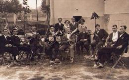 Musique : Orchestre - Carte Photo Animée (vierge) - Musique Et Musiciens