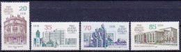 DDR 1987 / MiNr. 3071 – 3074   ** / MNH   (m800) - [6] République Démocratique