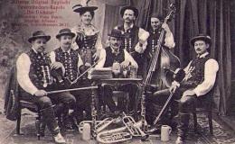 Musique : Original Bayrische - Allemagne - Carte Animée (1907) - Musique Et Musiciens