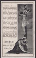 Doodsprentje (6088) Oordegem - Baevegem Bavegem - GALMART / VERBELEN 1844 - 1914 - Images Religieuses