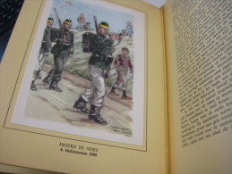 3 Komplete Delen  I ,  II & III  :  Belgische Militaire Uniformen, Historia Artis ,  Ill. JAMES THIRIAR Regiments Goede - History