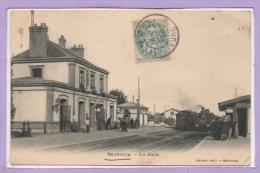 27 - Le NEUBOURG --  La Gare - - Le Neubourg