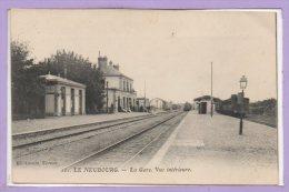 27 - Le NEUBOURG --  La Gare - Vue Intérieure.... - Le Neubourg