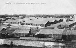 20.   ORANGE - Les Casernements Du 55° Régiment D' Artillerie - Orange
