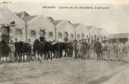 20.   ORANGE - Caserne Du 55° D' Artillerie - L' Abreuvoir - Orange