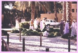 Sultanat D´ Oman  ° Photo 10x15 Cm - 2009 °  (pas Une C P)  Vendeurs De Qat - Scène De La Vie Quotidienne T B E - Oman