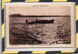EQUATEUR. - . MISSIONS SALESIENNES - LE CANOT DE LA MISSION SUR LE RIO-GUAYAS - Ecuador
