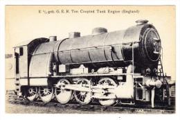 Lokomotive - E 5/5 Gek. Ten Coupled Engine - Trains