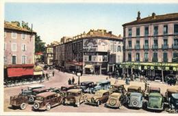 20    MONTELIMAR     -      PLACE  D'AYGU - France