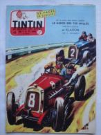 Tintin N°37 De 1957 Couverture Et Histoire Completede Graton (auteur De M. Vaillant)  Bon état - Tintin