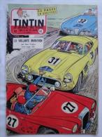 Tintin N°44 De 1957 Couverture Et Histoire Complete De Graton (auteur De M. Vaillant) Bon état - Tintin