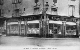 20      PUY  DE  DOME     -   PHARMACIE  SOULIER - France