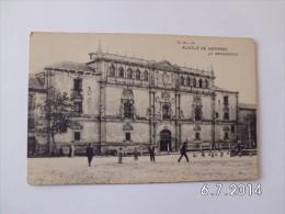 Alcala De Henares. - La Universidad. - Madrid