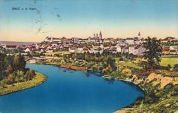 SAAZ An Der Eger (Böhmen) - Gelaufen 1910?, Sondermarke - Böhmen Und Mähren