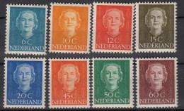 NEDERLAND - Michel - 1949 - SELECTIE  - MNH** - Cote + 64.00€ - Nuevos