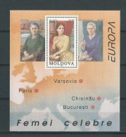 Moldavie: BF 11 **   Europa 96 - Moldavie