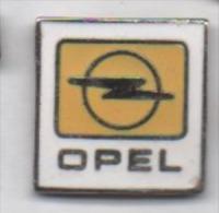 Auto , Logo Opel , En EGF - Opel