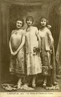 Les Reines De CHALON SUR SAONE Au Carnaval De 1925 - Chalon Sur Saone