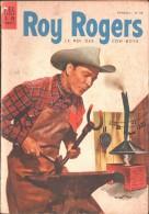 ROY ROGERS - Le Roi Des COWBOYS -  N° 16 - Août 1954 - Magazines Et Périodiques