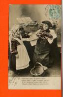 Enfants - Pleurezpas, La Petite Mère Série 553-4 - Enfants