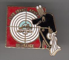 Pin's Club France Armes Unifrance Avec Attache - Pin's