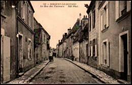 CPA Nogent Le Rotrou - Rue Des Tanneurs - Nogent Le Roi