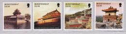 Montserrat 2013 China Summer Palace Temple MNH ** - Montserrat