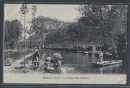 - CPA 10 - Romilly-sur-Seine, La Rivière Des Aiguilles - Romilly-sur-Seine