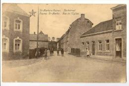 E3459 - ST MARTENS - VOEREN  -  Kerkstraat  -  FOURON - SAINT - MARTIN  -  Rue De L'église - Voeren