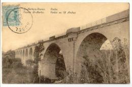 E3463 - ST MARTENS - VOEREN  -  Viaduc  -  FOURON - SAINT - MARTIN  -  Viaduc - Voeren