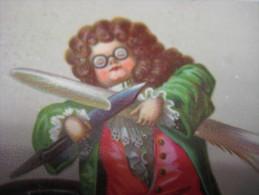 4 Early  Litho  1870 Many Colors, Superb Quality MINT 18cmX9cm - Inkt En Pluim Veer Schrijfgerief School Inktpot Feather - Sammlungen