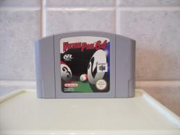 VIRTUAL POOL NINTENDO 64 - Nintendo 64