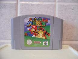 SUPER MARIO 64 NINTENDO 64 - Nintendo 64