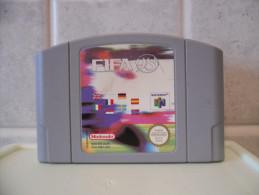 FIFA 98 NINTENDO 64 - Nintendo 64
